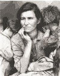 migrant mother c.1936