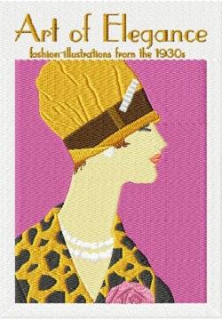 vintage magazine cover c.1930