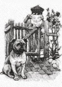 the gate dog