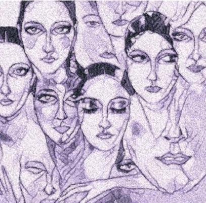the lavender women