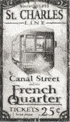 french quarter train