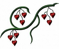 heart strings vine