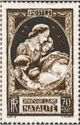 stamp 3071