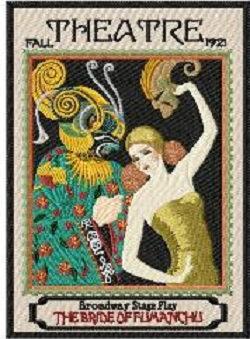 theatre magazine c.1921