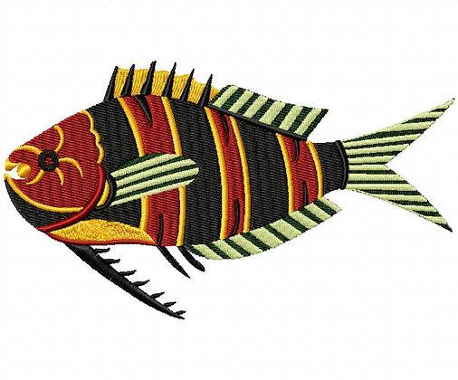 saag-visch plate 158