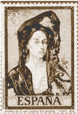 stamp 3070