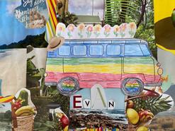 Dieses Kunstwerk wurde von Evan (7) erstellt.