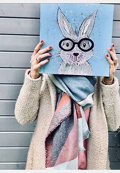 Nadine Dorsemagen, Kreativbox Krefeld, Jede Woche ei neues Kunst-Projekt. Abwechslung und Kreativität.