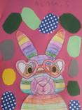 Dieses Kunstwerk wurde von Alma (5) erstellt.