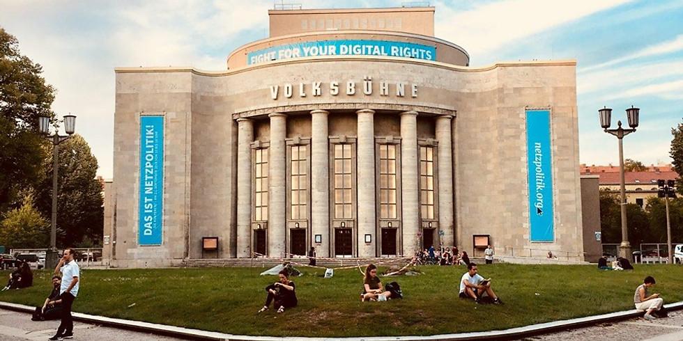 Chapeau Club @ Netzpolitik-Konferenz
