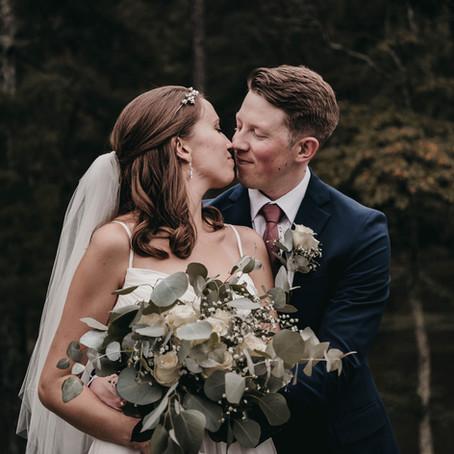 Lydia & Matt's Fall Wedding