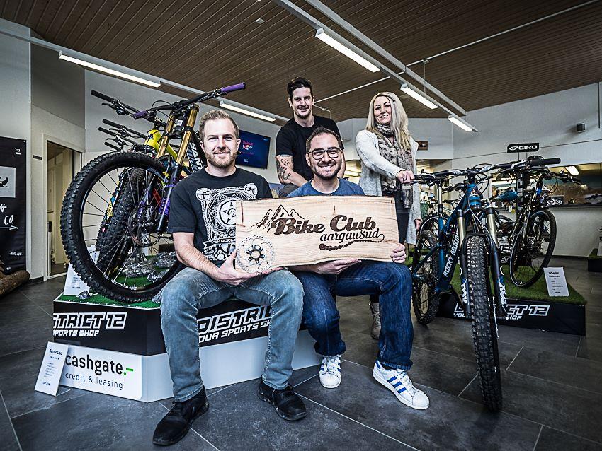 Bike Club aargauSüd Vorstand