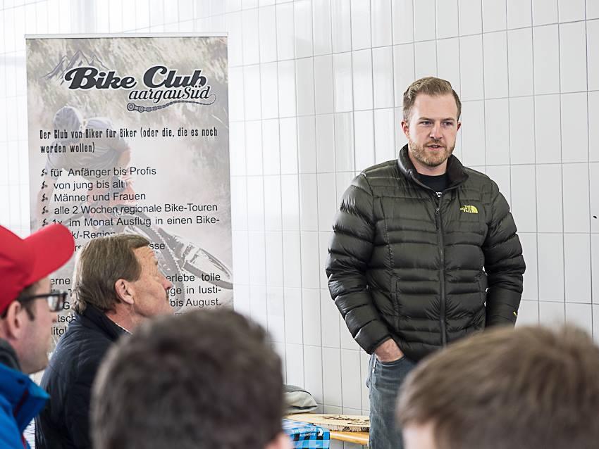 Bike Club aargauSüd Präsentation
