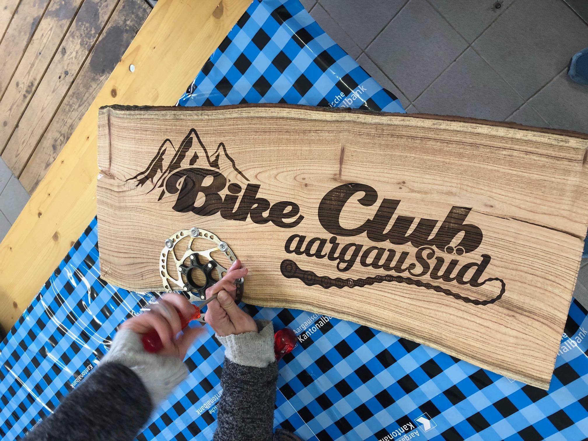Bike Club aargauSüd Gründungsakt