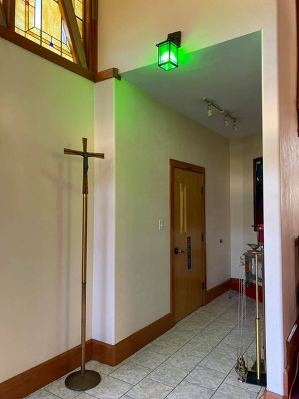 Confessional Area