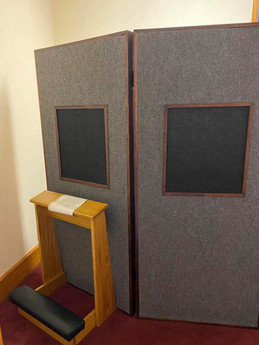 Inside Confessional