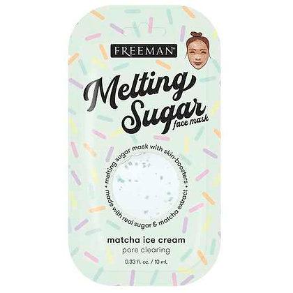 Mascarilla Facial Melting Sugar Matcha Ice Cream