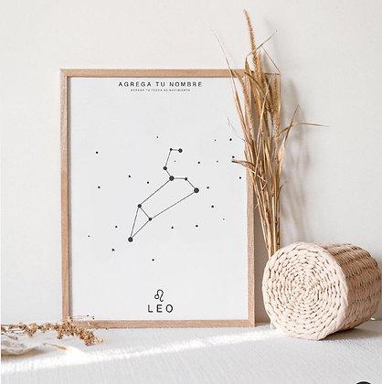 Signo de zodiaco 2 - Personalizado