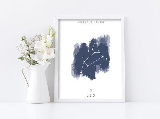 Signo de zodiaco 1 - Personalizado