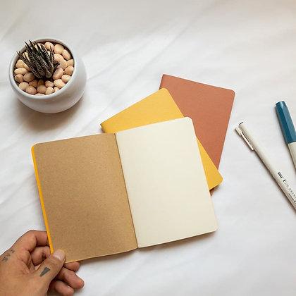 Notebook set A6 x3