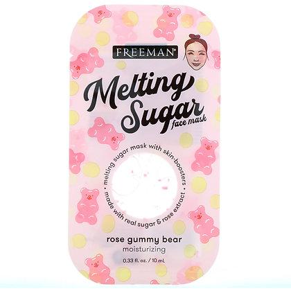 Mascarilla Facial Melting Sugar Rose Gummy Bear