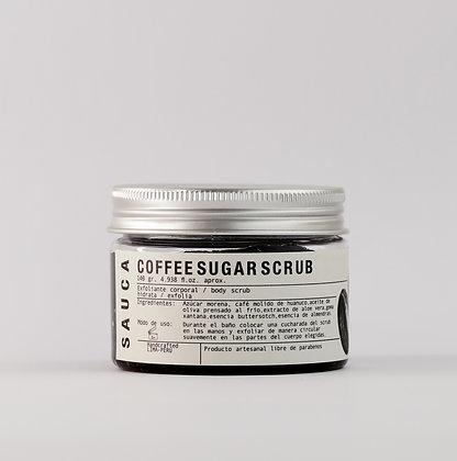 Exfoliante Corporal - Coffee Sugar Scrub