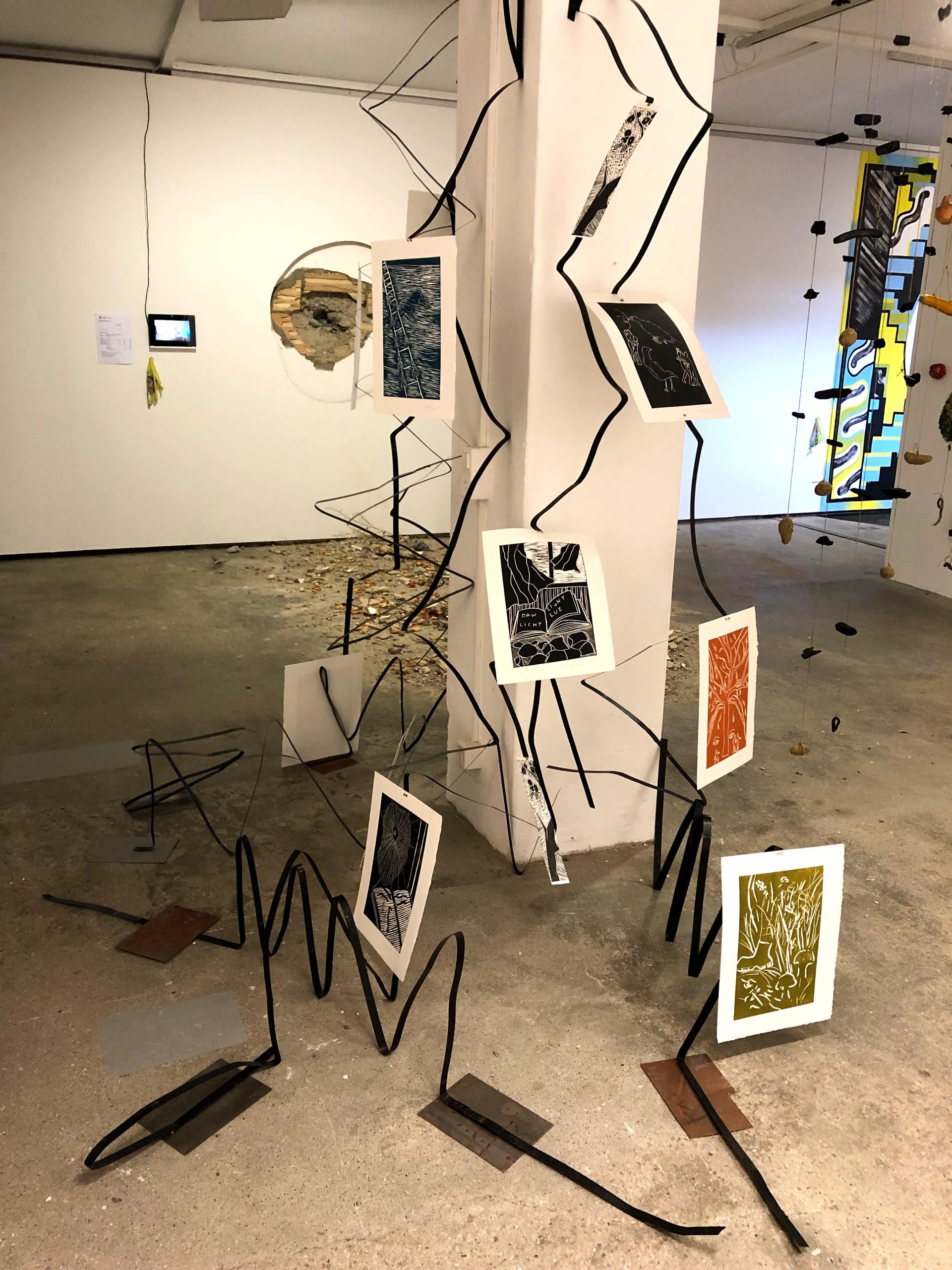 Das Gedächtnis der Natur / Kunstfestival OXYD 2019
