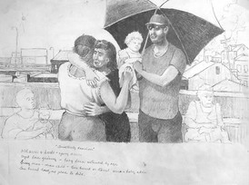 Family Reunion - Drawing