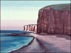 Cliffs at Trouville