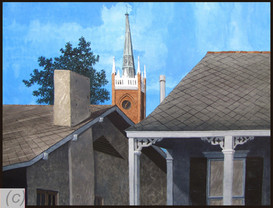 St. Mary's and Neighbors