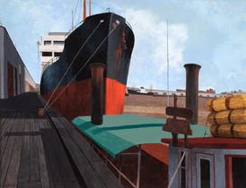 Port of New Orleans - Rep'd Golden's Memoir