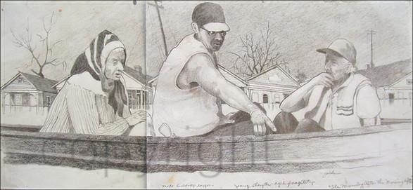 Click to view all Katrina Drawings