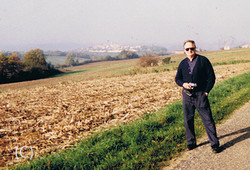 Rolland in southern France 1990's