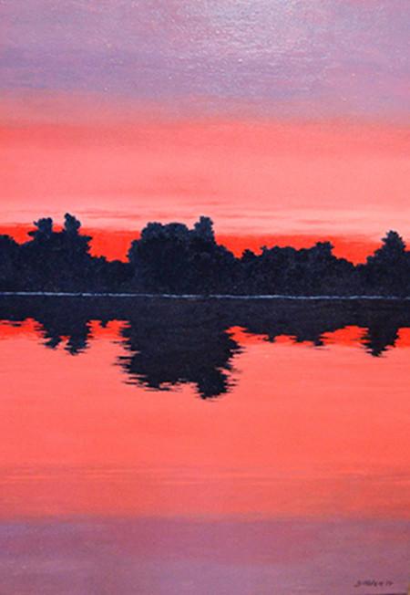 Sunset Glow III