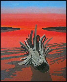 River Sculpture - Rep'd in the Louisiana Cultural Vistas Winter 2010-2011 Mag. Issue