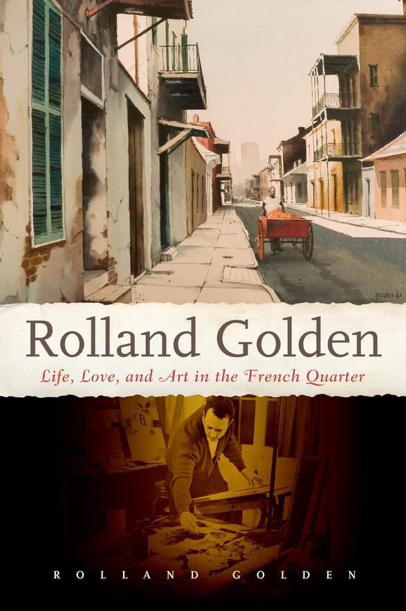 Rolland Golden Memoir - Written by Golden and edited by Lucille Golden