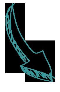 Sketch freccia