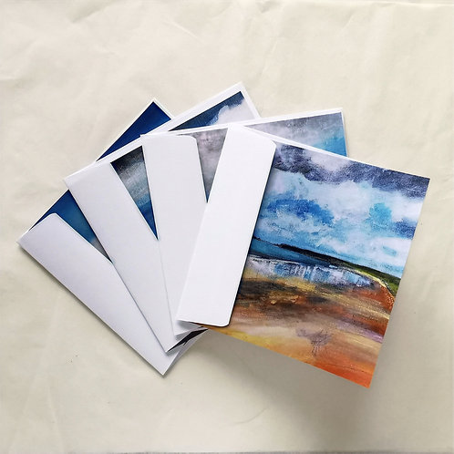 Blank Notelets/Greeting Cards