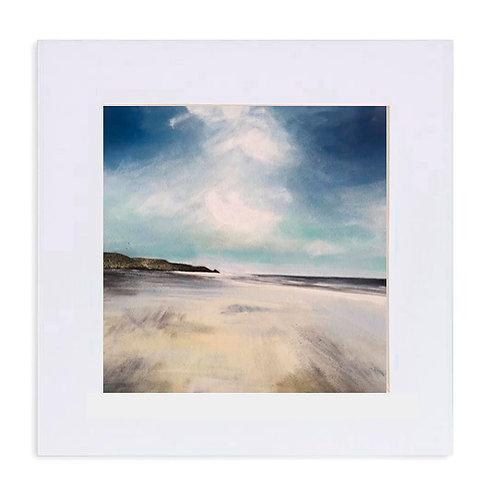 "Giclee Print of ""Summer Skies, Newgale"""