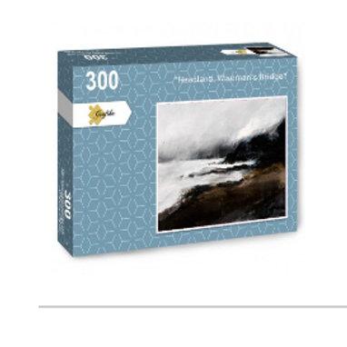 Pembrokeshire Seascape Jigsaw Puzzle
