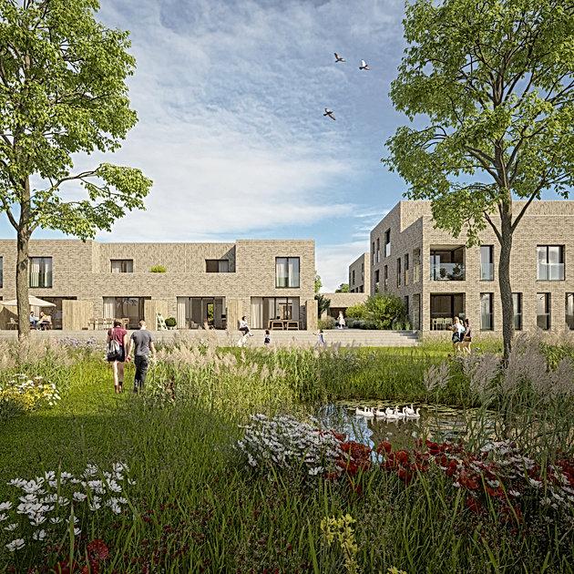 Dammepark Roeselare GML Estate