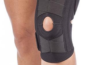 Mueller Self-Adjusting Knee Stabilizer.j
