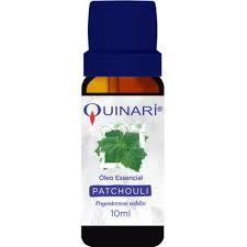 Óleo Essencial Patchouli Quinarí - 10ml
