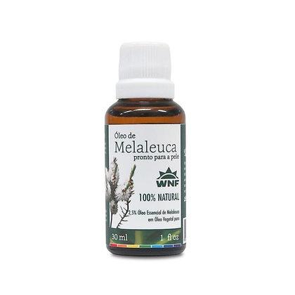 Óleo de Melaleuca pronto para pele - WNF