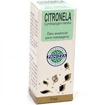 Óleo Essencial Citronela Panizza - 07ml
