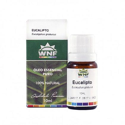 Óleo Essencial Eucalipto Globulos WNF - 10ml