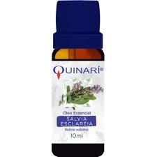 Óleo Essencial Salvia Esclaréia Quinarí - 10ml