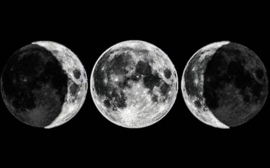 Deusa Luna Tríplice