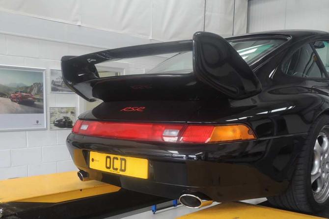Rare Porsche 911 RSR