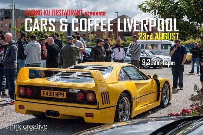 Cars & Coffee Liverpool
